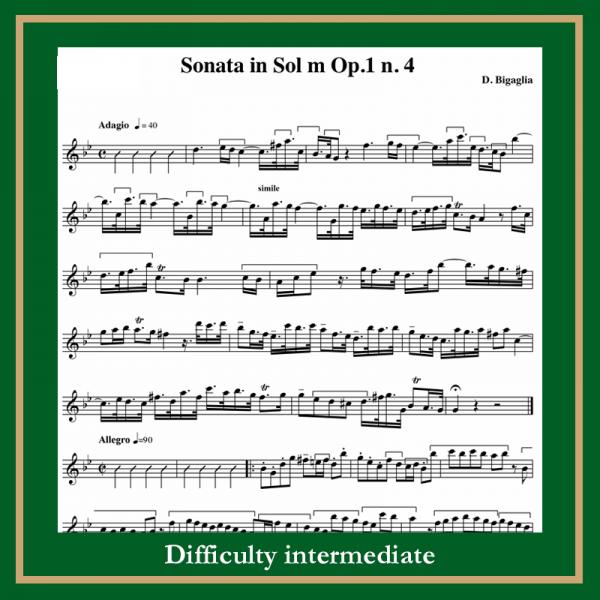Bigaglia_Sonata_in_g_moll