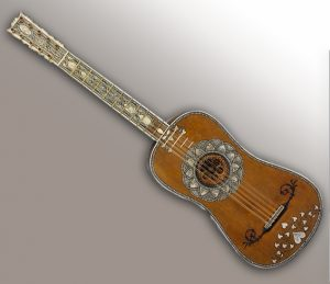 Spanish Baroque Guitar