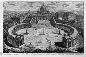 Roma S. Peter Piranesi